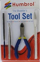 Humbrol Modeller's Small Tool Set (4 different)