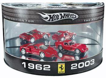 1 64 Ferrari 62 Gto 250 03 Enzo 2 Car Set Hwmh6979 Hot