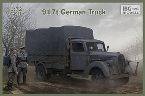 IBG 1/72 917t German Truck