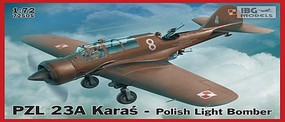 IBG 1/72 PZL23A Karas Polish Light Bomber (New Tool)