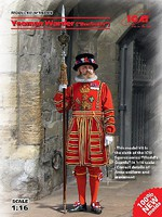 ICM 1/16 Yeoman Warder (Beefeater) Guard (New Tool)