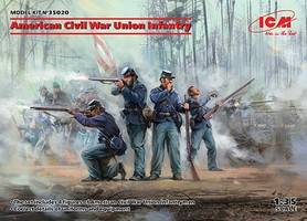 ICM American Civil War Union Inf. 1-35