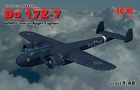 ICM 1/48 WWII German Do17Z7 Night Fighter