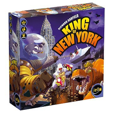 Iello Games King of New York Game