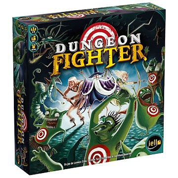 Iello Games Dungeon Fighter Game