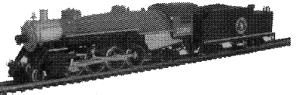 Intl. Hobby Corp. Steam 2-8-2 Mikado -- Chicago & North Western - HO-Scale