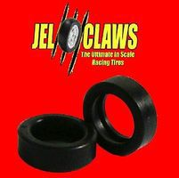 Innovative Jel Claws Rubber Racing Tires (Rear) for Ninco classics Slot Car Part 1/32 Scale #1055