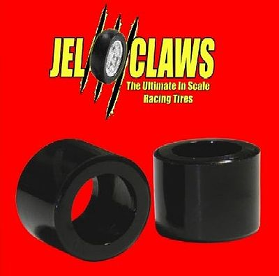 Innovative Jel Claws Rubber Racing Tires for Carrera McLaren M20 Slot Car Part 1/32 Scale #1197
