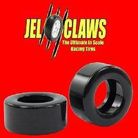 Innovative 1/32 Jel Claws Rubber Racing Tires for SCX Nascar (2)(Front/Rear) Slot Car Part 1/32 #1300
