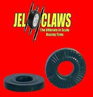 Innovative Rubber Racing Tires for Aurora T-Jet & Vibrator Cars (10) Slot Car Part 1/64 Scale #2030