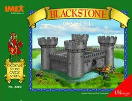 Imex Blacksones Castle Plastic Model Military Diorama Kit 1/32 Scale #3282