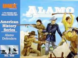 Imex Texas Alamo Western Plastic Model Kit 1/72 Scale #509