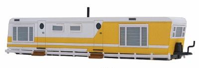 Imex Model Co 1954 Whitley Trailer Assembled Perma-Scene -- HO Scale Model Railroad Building -- #6122