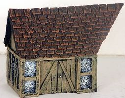 Imex Tavern Extension Wing Plastic Model Military Diorama 28mm #6805
