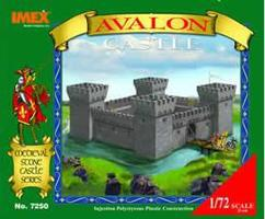 Imex Avalon Castle Plastic Model Diorama All Scale 1/72 Scale #7250