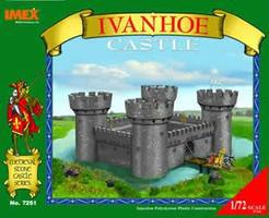 Imex Ivanhoes Castle Plastic Model Military Diorama 1/72 Scale #7251