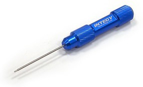 Integy 0.9mm Hex Wrench, Blue- T-Rex 250