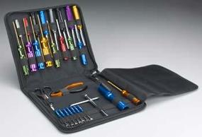 Integy Complete 29 pc Racing Tool Set/Pro Carrying Bag