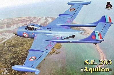 IOM Kit 1/72 SE203 Aquilon (Frog Sea Venom) Aircraft