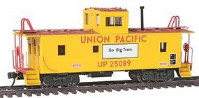 Intermountain Centralia Car Shops CA-3/CA-4 Caboose Union Pacific HO Scale Model Train Freight Car #106502