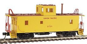 Intermountain Centralia Car Shops CA-3/CA-4 Caboose Union Pacific HO Scale Model Train Freight Car #1066