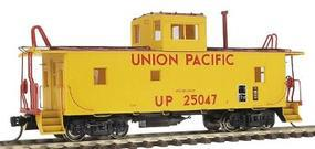 Intermountain CA-3/CA-4 Caboose - Ready to Run - Union Pacific HO Scale Model Train Freight Car #1067