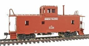 Intermountain Centralia Car Shops CA-3/CA-4 Caboose Union Pacific HO Scale Model Train Freight Car #1069