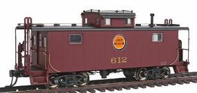 Intermountain Centralia Car Shops NE-5 Caboose Chicago Great Western HO Scale Model Train Freight Car #1211