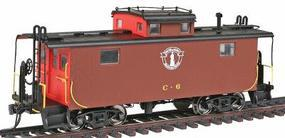 Intermountain Centralia Car Shops NE-5 Caboose Boston & Maine HO Scale Model Train Freight Car #1226