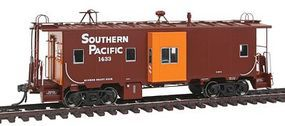 Intermountain C-40-4 Bay Window Caboose Southern Pacific HO Scale Model Train Freight Car #1301