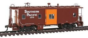 Intermountain C-40-4 Bay Window Caboose Southern Pacific HO Scale Model Train Freight Car #1302