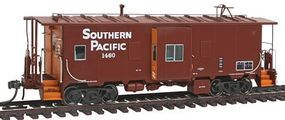 Intermountain SP Class C-40-4 Bay Window Caboose Southern Pacific HO Scale Model Train Freight Car #1310