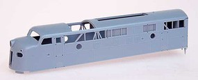Intermountain F7A Shll und pss plt Farr - HO-Scale
