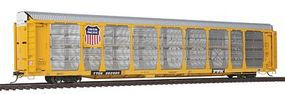 Bi-Level Auto Rack Union Pacific / Missouri Pacific HO Scale Model Train Freight Car #45266