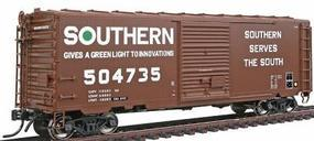 Intermountain 40 PS-1 Boxcar - Ready to Run - Southern Railway HO Scale Model Train Freight Car #45414