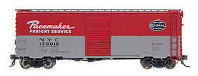 Intermountain PS-1 Boxcar RTR New York Central pacemaker HO Scale Model Train Freight Car #45420