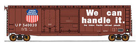 Intermountain 50 PS-1 Double-Door Boxcar Union Pacific HO Scale Model Train Freight Car #45627