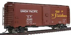 Intermountain AAAR 40 106 Modified Boxcar Union Pacific HO Scale Model Train Freight Car #45815