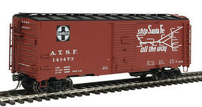 Intermountain AAR 106 Modified Boxcar Santa Fe Bx-37 Grand Canyon HO Scale Model Train Freight Car #45832