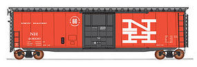 Intermountain PS-1 Single Door Boxcar New Haven HO Scale Model Train Freight Car #45953