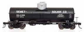 Intermountain ACF Type 27 Riveted 10000 Gallon Tank Car HO Scale Model Train Freight Car #46213