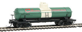 Intermountain ACF 8000 gallon Tank Celanese HO Scale Model Train Freight Car #46335