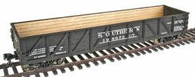 Intermountain USRA Composite Drop Bottom Gondola Southern (black) HO Scale Model Train Freight Car #46614