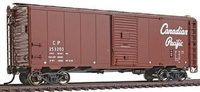 Intermountain Modified AAR 40 Boxcar Canadian Pacific HO Scale Model Train Freight Car #46815