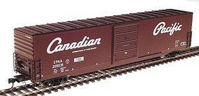 Intermountain 60 PS-1 Box Car Canadian Pacific HO Scale Model Train Freight Car #46911