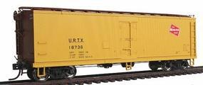 Intermountain FGE Wood Reefers Milwaukee Road HO Scale Model Train Freight Car #47710
