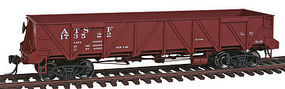 Intermountain Santa Fe Caswell Gondola Santa Fe Class Ga-11 HO Scale Model Train Freight Car #47759
