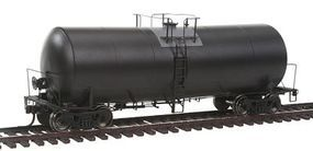 Intermountain Trinity 19,600 Gallon Tank Car Undecorated HO Scale Model Train Freight Car #47801