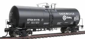 Intermountain Trinity 19,600 Gallon Tank Car Tate & Lyle/Staley HO Scale Model Train Freight Car #47811