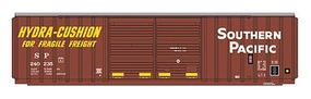 Intermountain 5283 Cubic Foot Double-Door Boxcar Southern Pacific HO Scale Model Train Freight Car #48303